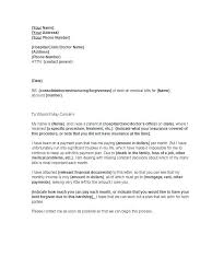 Delinquent Account Letter Template 10 Sample Hardship Letter To A Landlord For Delinquent Rent