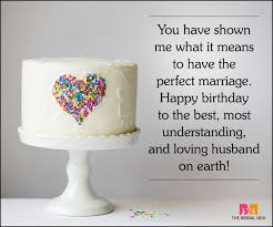 Birthday Quotes For Husband Gorgeous 48 Cute Love Quotes For Husband On His Birthday