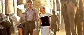 big differences between water for elephants book and movie we never learn we can t carry water for elephants an easy to miss joke at the beginning sort of mentions carrying water to elephants as improbable