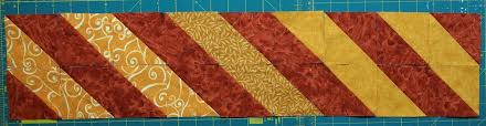 10 Border Designs Made With Half Square Triangles - Part 2 ... & Diagonal Stripes Half Square Triangle Border Adamdwight.com