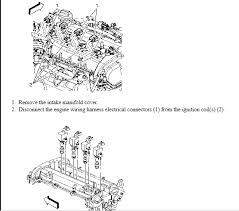 gmc terrain where are spark plugs located on gmc terrain 2011 graphic