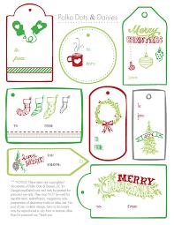 Christmas Gift Tags Free PrintablesChristmas Gift Tag Design