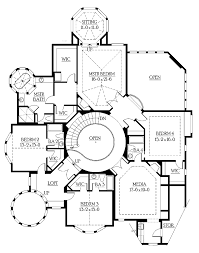 victorian floor plans home mansion style blueprints house drawing