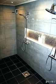 stunning waterproof lighting for bathrooms steam shower sauna room led lights light surface wireless li