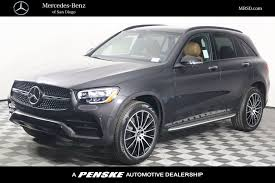 Standard variant prices start at $42,500 and $50.00 for the coupe series. New 2021 Mercedes Benz Glc Glc 300 Suv For Sale San Diego Mi Penskecars Com