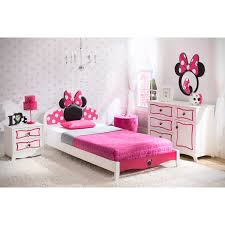 Minnie Mouse Wallpaper For Bedroom Delta Children Disney Minnie Mouse Panel 4 Piece Bedroom Set