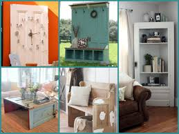 furniture repurpose. Repurposed Furniture Ideas Old Door Recycling Youtube Repurpose