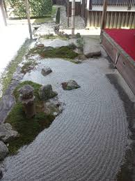 Japanese Rock Garden Filemanshu In Buddhist Temple Japanese Rock Gardenjpg