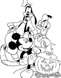 Small Picture Disney junior coloring pages mickey mouse clubhouse halloween