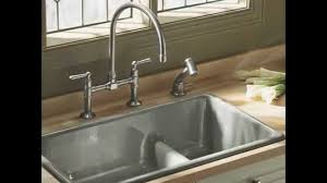 Swanstone Granite Kitchen Sinks Kohler Kitchen Sink Design Youtube