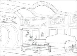 Hobbit Hole Coloring Pages 2019 Open Coloring Pages