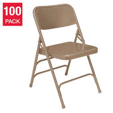 plastic metal chairs. National Public Seating Steel Folding Chairs 100-pack Plastic Metal Chairs D
