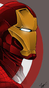 1080x1920 spiderman, iron man, captain ...