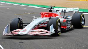 Freies training freitag, 16.07.2021 ab 15:30 uhr. Prototyp Vom F1 Auto Fur 2022 Bilder Und Infos Auto Motor Und Sport