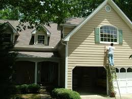 how often does an exterior of a house need painting in the bay area