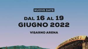 Firenze Rocks a Firenze | 2022 | (FI) Toscana