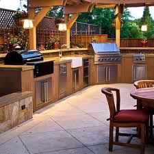Modular Bbq Outdoor Kitchen Kitchen Modular Outdoor Kitchen Cabinets Photo Outdoor Kitchen