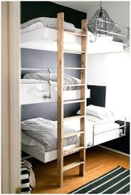 Loft Beds Wall Mounted Loft Bed Triple Bunk Beds Eating A Slice Of Humble  Parenting Pie