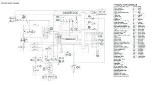 yamaha banshee wiring schematics wire diagram grizzly wiring diagram