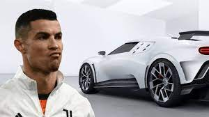 The luxury vehicle, bugatti centodieci, is 9.5 million euros and is the most expensive car in the world. Cristiano Ronaldo Buys Ultra Rare Bugatti Centodieci There S Only 10 Models In Existence