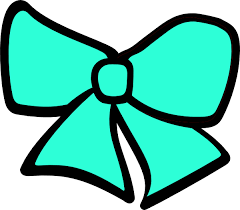 Small Picture Image of Hair Bow Clip Art 7704 Hair Bow Cartoon Clipartoons