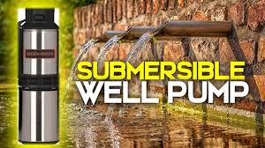 5 Best Submersible Well Pumps Reviews Guide 2019