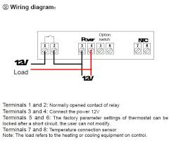 temperature controller wiring diagram wiring diagram stc 1000 temperature controller wiring diagram wire