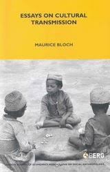 essays on cultural transmission  lse monographs on social    essays on cultural transmission