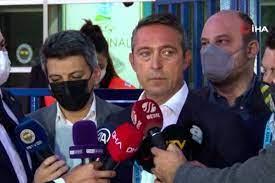 Ali Koç: 'Rakipler, bizim başımıza gelenleri yaşasalar İstanbul'da kıyamet  kopuyordu'