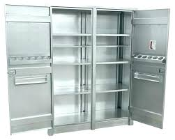 metal storage cabinet with lock. Storage Cabinet With Lock Lockable Metal Locking Units Garage Racks Stunning