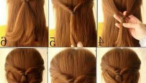 Easy Quick Hairstyles 4 Inspiration Ideas Frighteningairstyles That Are Easy To Do Cute Braided Atome