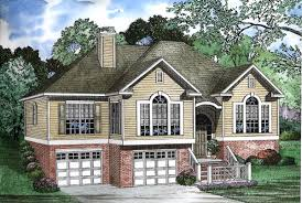 images about Split Level House Plans on Pinterest   Cool       images about Split Level House Plans on Pinterest   Cool House Plans  House plans and Bedrooms