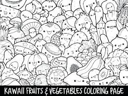Coloring Pages Of Food Printable Coloring Image