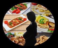 puedes comer durante el embarazo