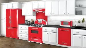 legacy kitchen range in white vintage look rangefinder