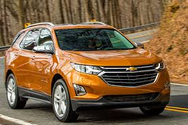 Equinox brown chevy equinox : 2018 Chevy Equinox is smaller, lighter, more fuel efficient ...