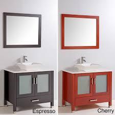 bathroom sink vanities. best bathroom stanton 36 inch modern vanity vessel sink intended for vanities b