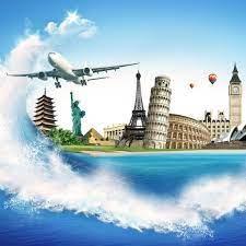Travel Wallpaper for iPad Air