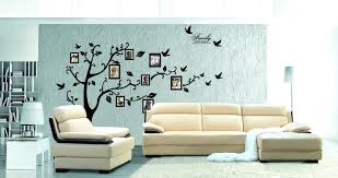wall decal ideas family tree pattern for living luxury room stickers decals es