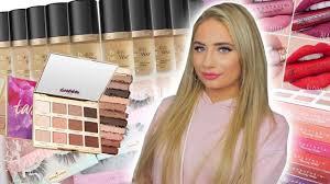 huge sephora makeup haul 2 faced anastasia mac etc you
