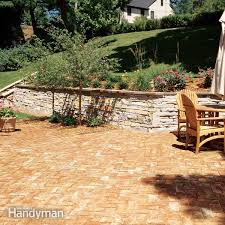 Backyard Retaining Wall Designs Classy How To Choose The Right Retaining Wall Material The Family Handyman