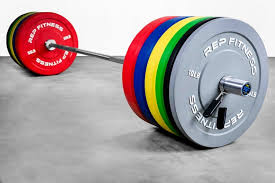 Weights Measures Chart Rep Weight Set Color Bumpers