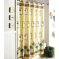 palm tree shower curtain better homes and gardens palm tree shower curtain palm tree shower curtains