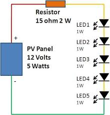 simple solar day lamp which lasts for 15 years 10 steps circuit diagram of the solar day lamp