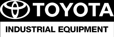 toyota logo white png. toyota forklift logo white png
