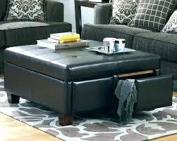ottoman coffee table round leather ottoman coffee table storage ottoman coffee table with trays ottoman coffee