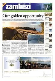 Zambezi Traveller Issue 09 by Zambezi Traveller - issuu