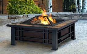 wood burning fire pit table outdoor fireplace sunjoy brownston reviews covers sunjoy black steel outdoor wood burning fireplace