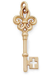 key of st mary pendant all things