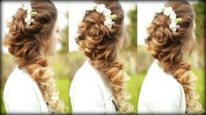 Hair Style Curling easy cascading curls hairstyle prom hairstyles 6992 by wearticles.com